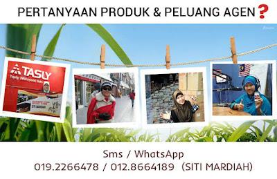 Tasly-agen-Siti Mardiah