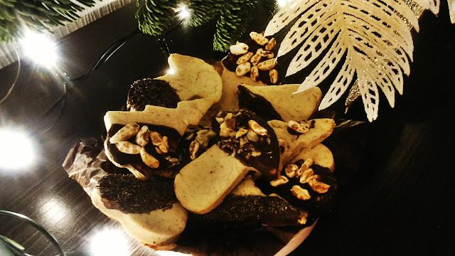 Kruche ciasteczka korzenne
