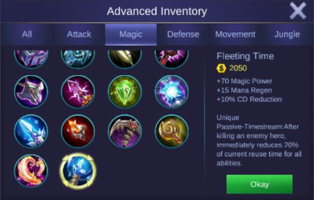 Guide Gord High Damage Build Item Mobile Legends