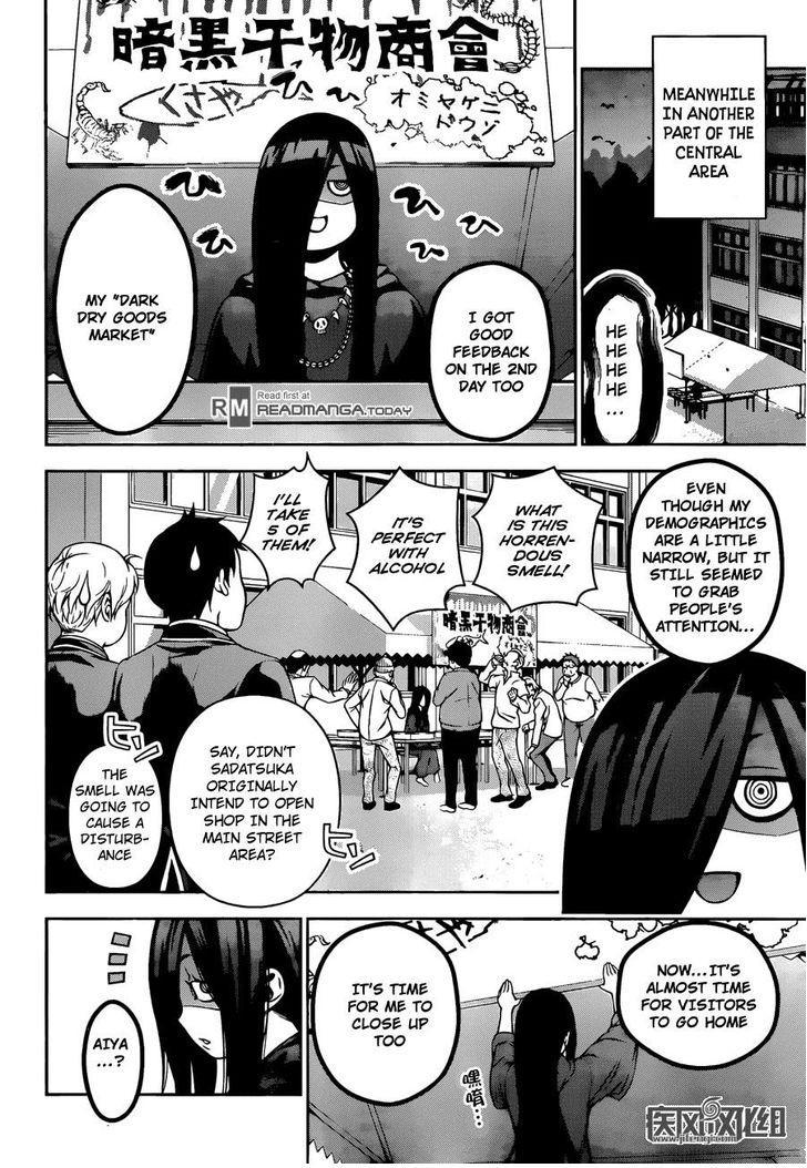 Shokugeki no Soma - Chapter 153