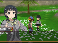 Download Mod Texture NPC Katie [Kirigaya Suguha From SAO] HM HOLV For Emulator PPSSPP