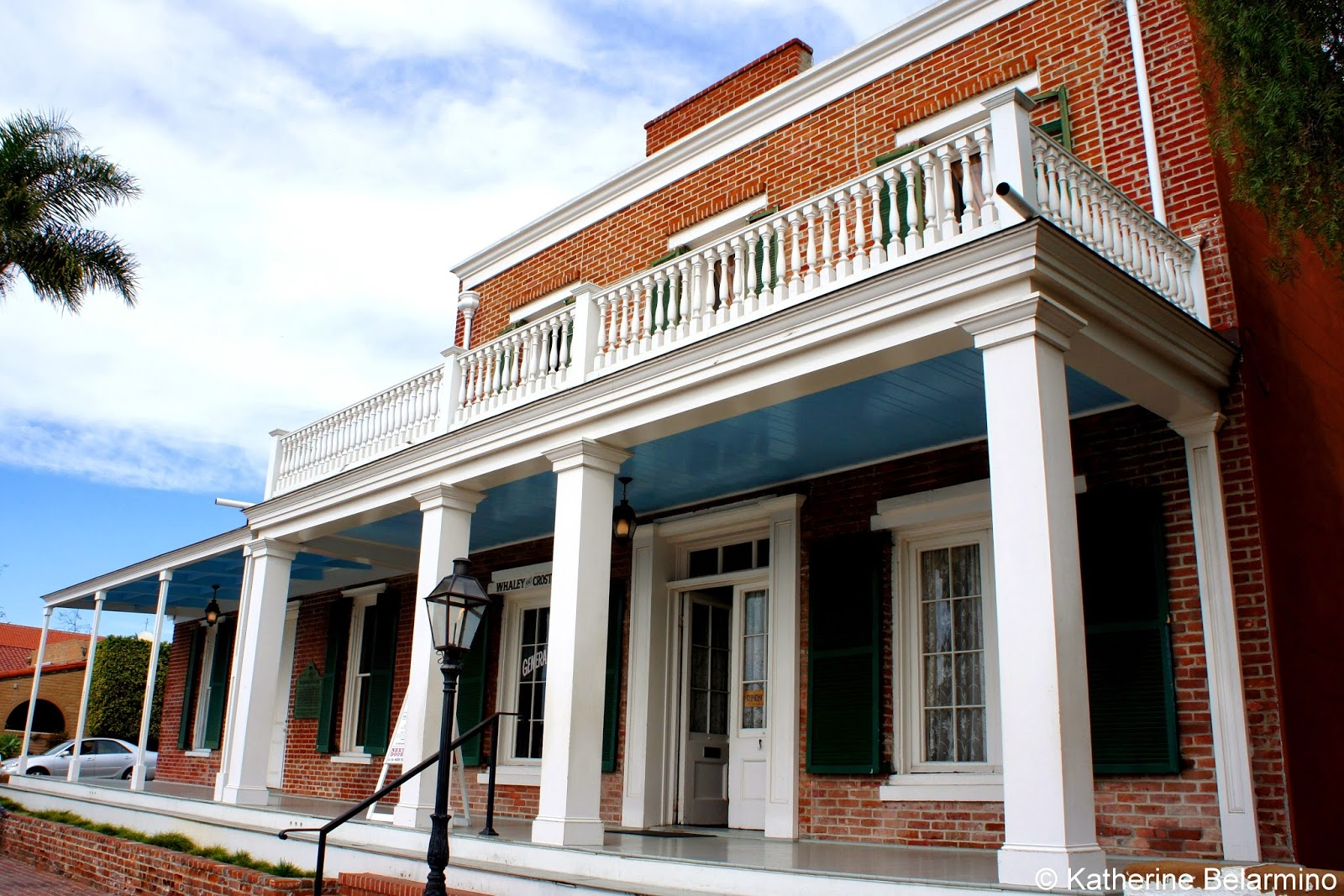 Whaley House Museum San Diego California