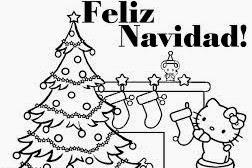 Alle Beiträge Zu Imagenes De Navidad Y Año Nuevo Para Colorear Auf