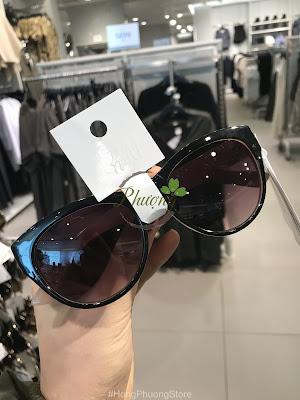 Kính mắt HM, giày dép quần áo HM hàng Nga chính hãng 2019