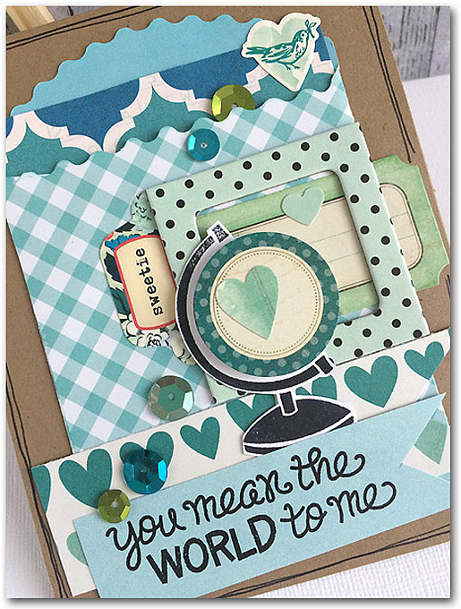 Emma S Paperie June Color Inspiration By Daniela Dobson