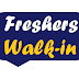 WALK-IN FOR FRESHERS – NON VOICE PROCESS ( MEDICAL BILLING ) 5TH JULY
