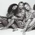 """Little Mix se despe de todas as suas inseguranças em foto incrível para a divulgação de """"Strip"""""""