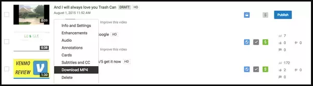 How to download private Youtube videos
