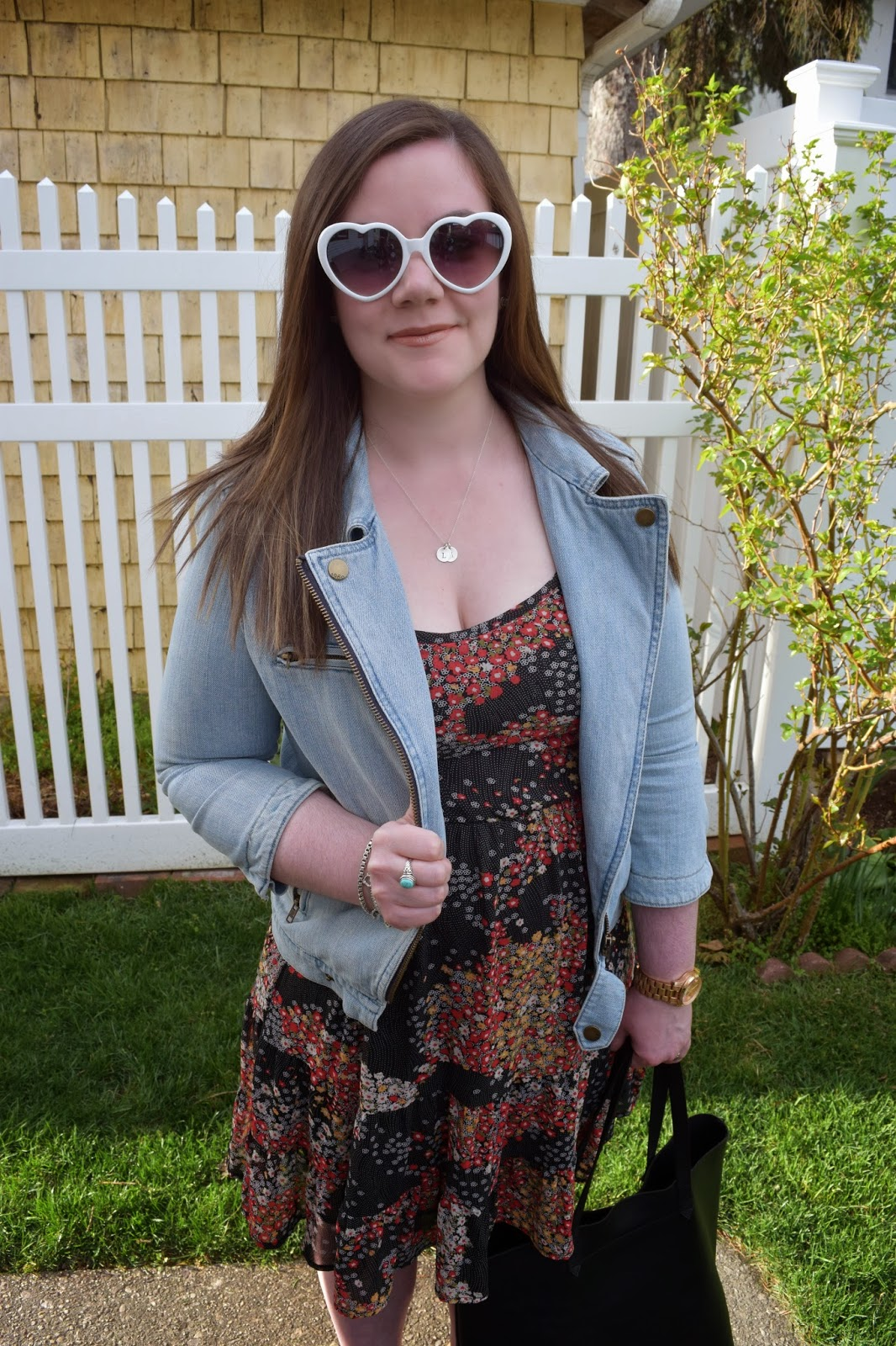 Sequins and Skulls: Hello Spring
