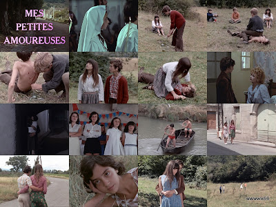Мои первые увлечения / Mes petites amoureuses / My little loves.