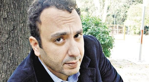 "O Χρήστος Χωμενίδης στο Ναύπλιο για την παρουσίαση του νέου του βιβλίου ""Νεαρό άσπρο ελάφι"""