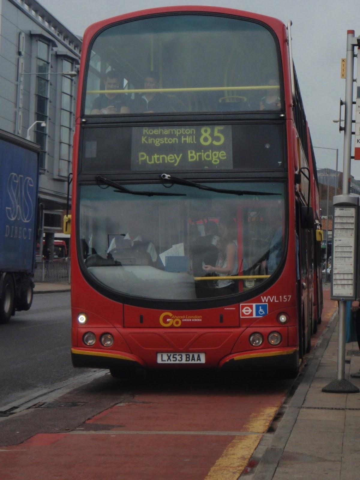 London buses on the go busageddon kingston edition for 85 bus timetable