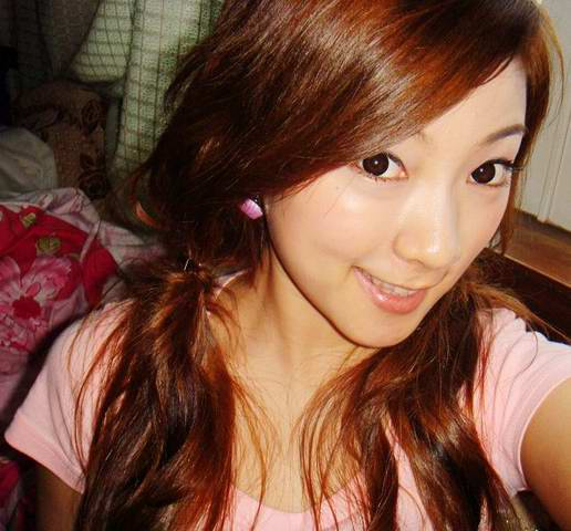 Hot cute Chinese girl in blog xuite