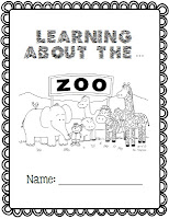 First Grade Garden: New Books! and Zoo Freebies!