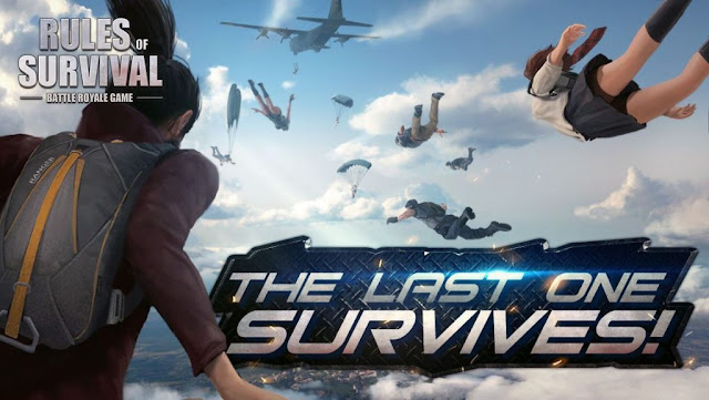 Download Rules of Survival Mod APK Obb Android Game