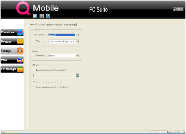 Qmobile Pc Suite Free Download: Qmobile PC suite and driver