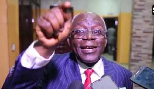 Femi Falana Describes 2019 Elections As An 'Expensive Joke'