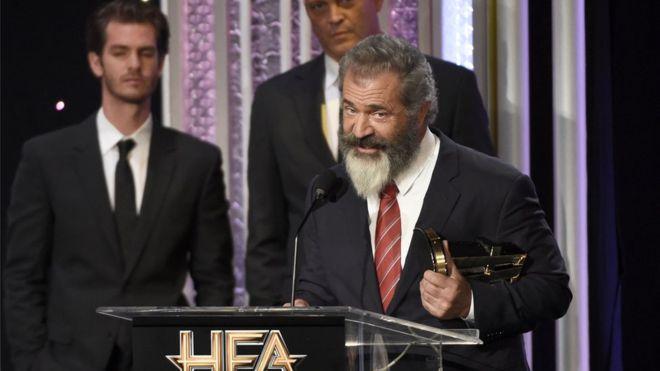 Stars kick off movie awards season at Hollywood Film Awards