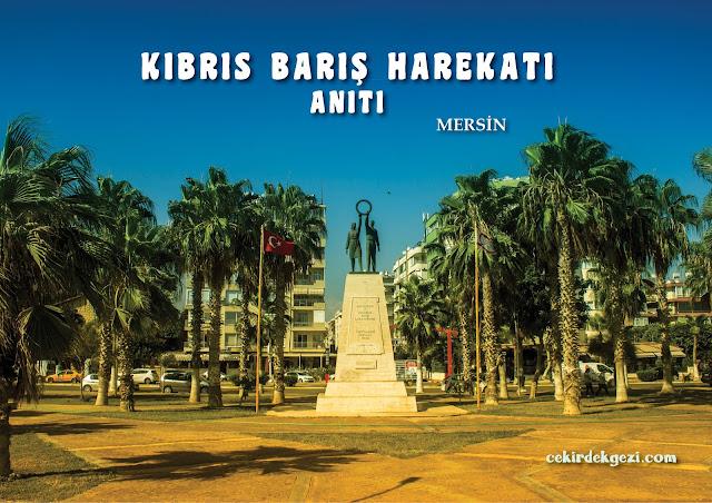 KIBRIS BARIŞ HAREKATI ANITI
