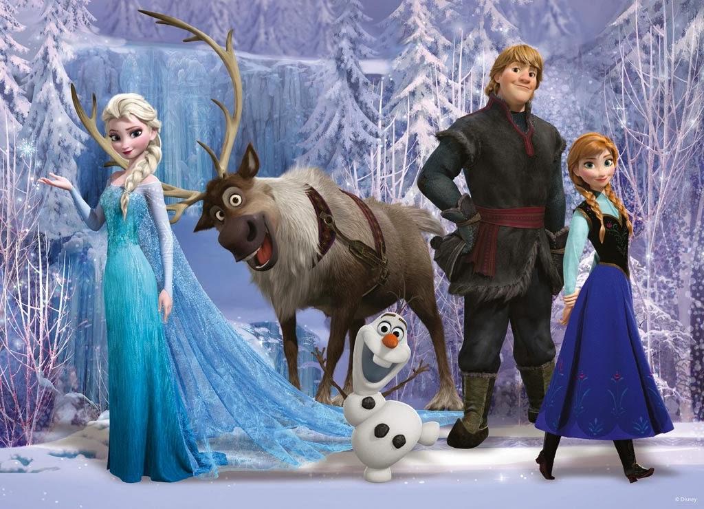 Elsa Saudades De Voces: Disney Noticias Mexico: Mañana Llega Frozen A Cines Mexicanos