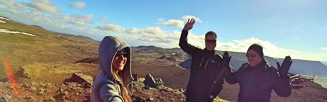 Iceland Nordurflug helicopter tour