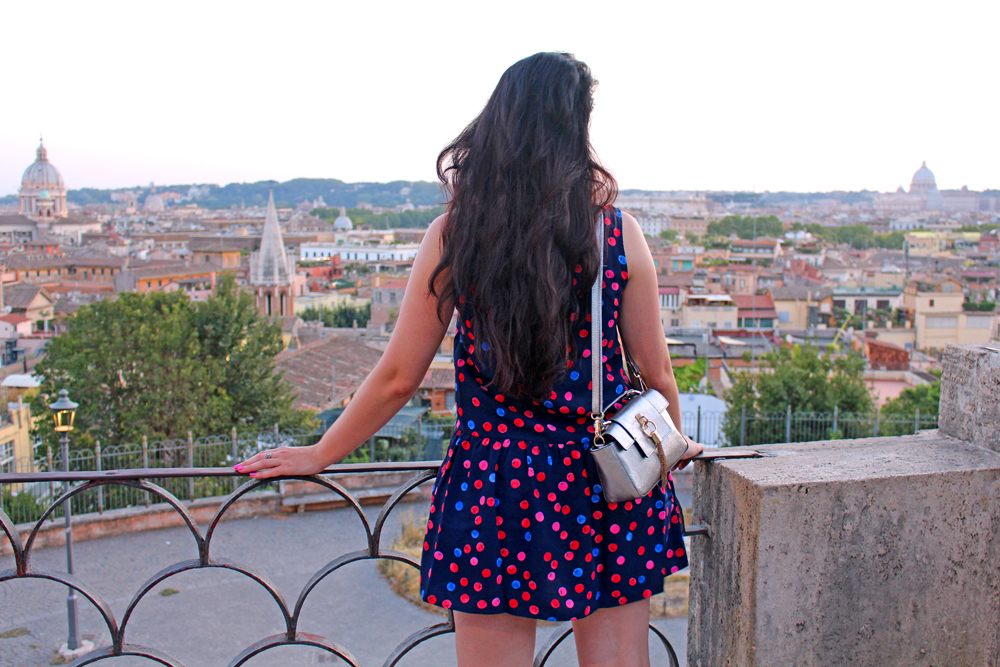Emma Louise Layla at Villa Borghese, Rome - style & travel blog