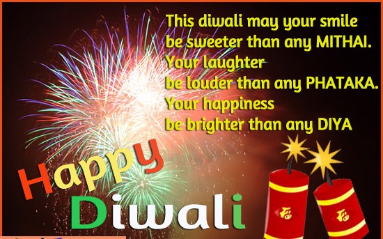 Happy Diwali Quotes, Messages and Wishes for Friends and Family