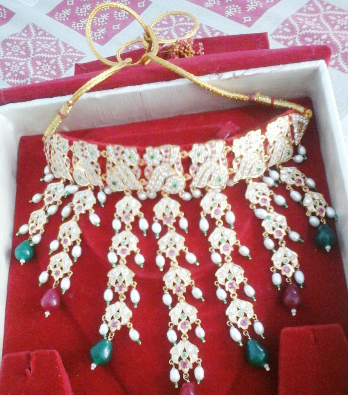 latest rajputi necklaces | Culture of Rajasthan