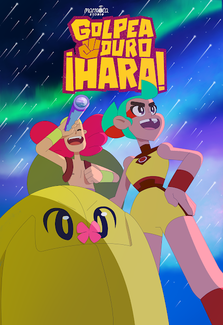 "Série chilena ""A Jornada de Hara"" estreia com exclusividade no VOD do Cartoon Network"