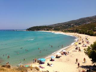 Pantai Burgazara, Turki