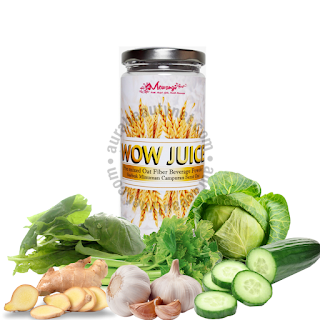 Sayuran Wow Juice