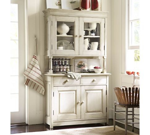 From Captain\'s Daughter to Army Mom: Kitchen Display Cabinet ...