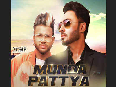 Munda Pattya  Nishawn Bhullar   new song