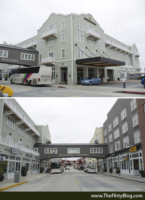 Clement Hotel Cannery Row