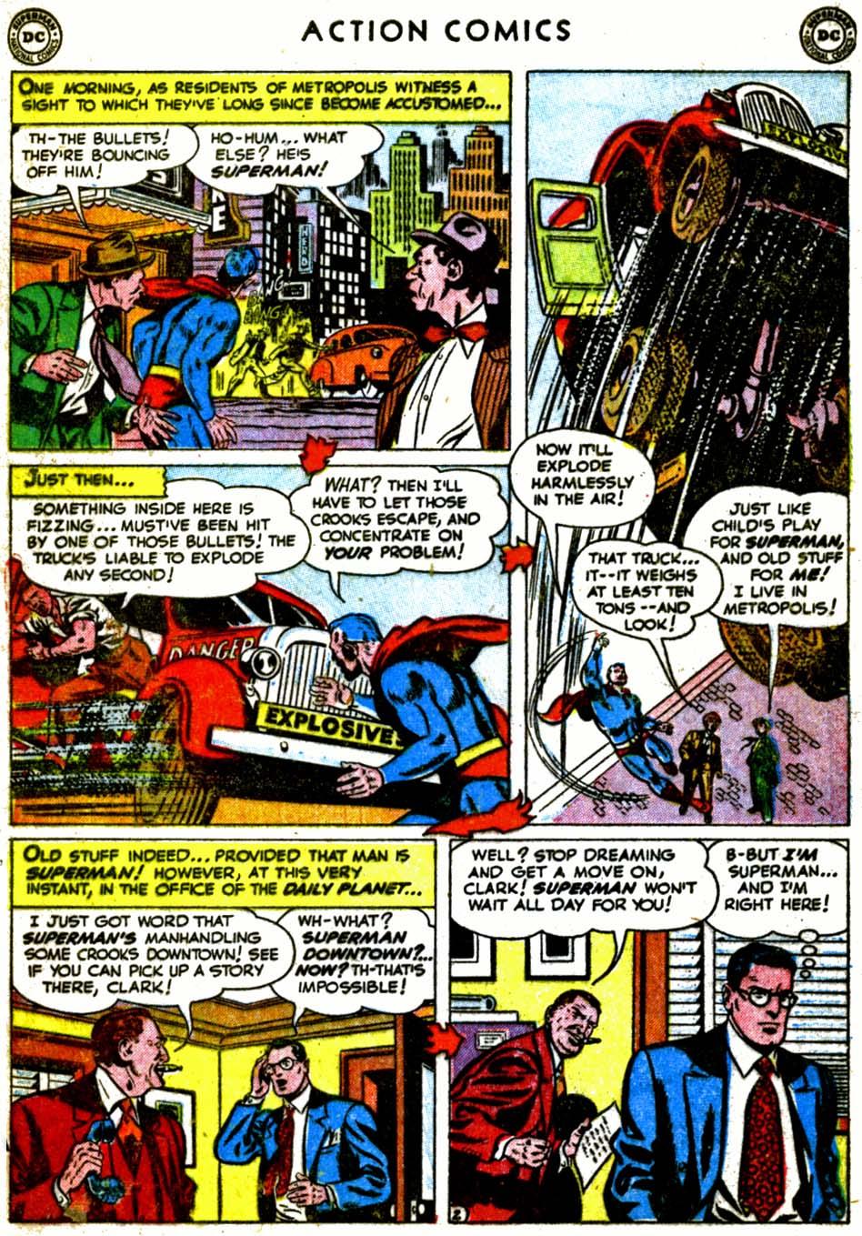 Action Comics (1938) 161 Page 3