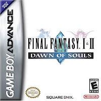 Final Fantasy I & II :PT/BR