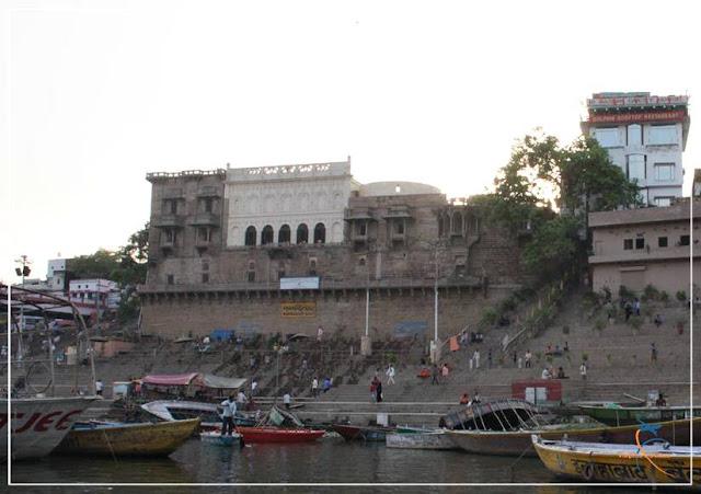 Man Mandir Ghat Varanasi