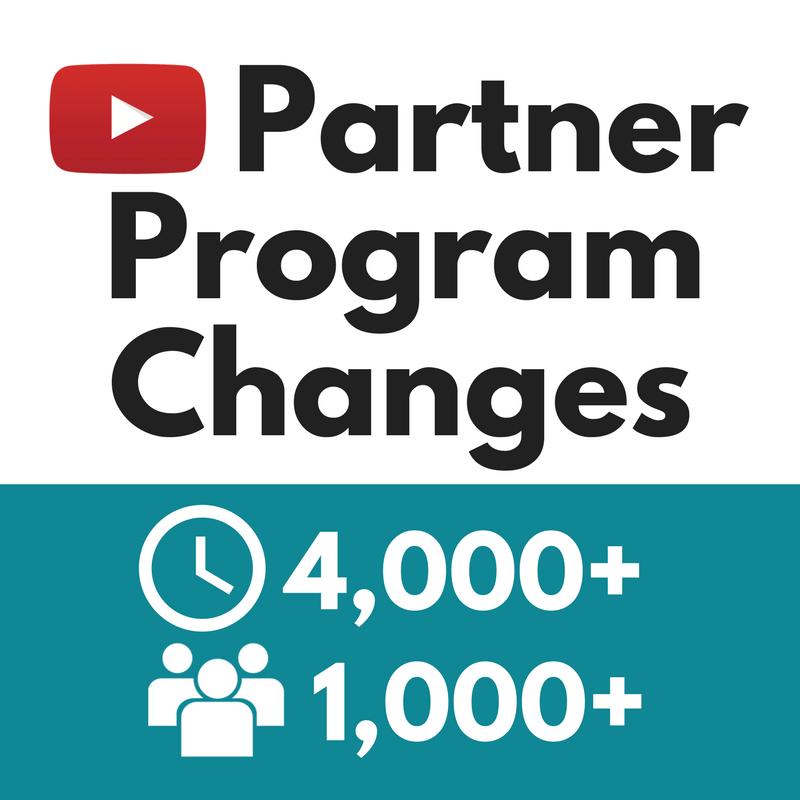 Image result for youtube partner program