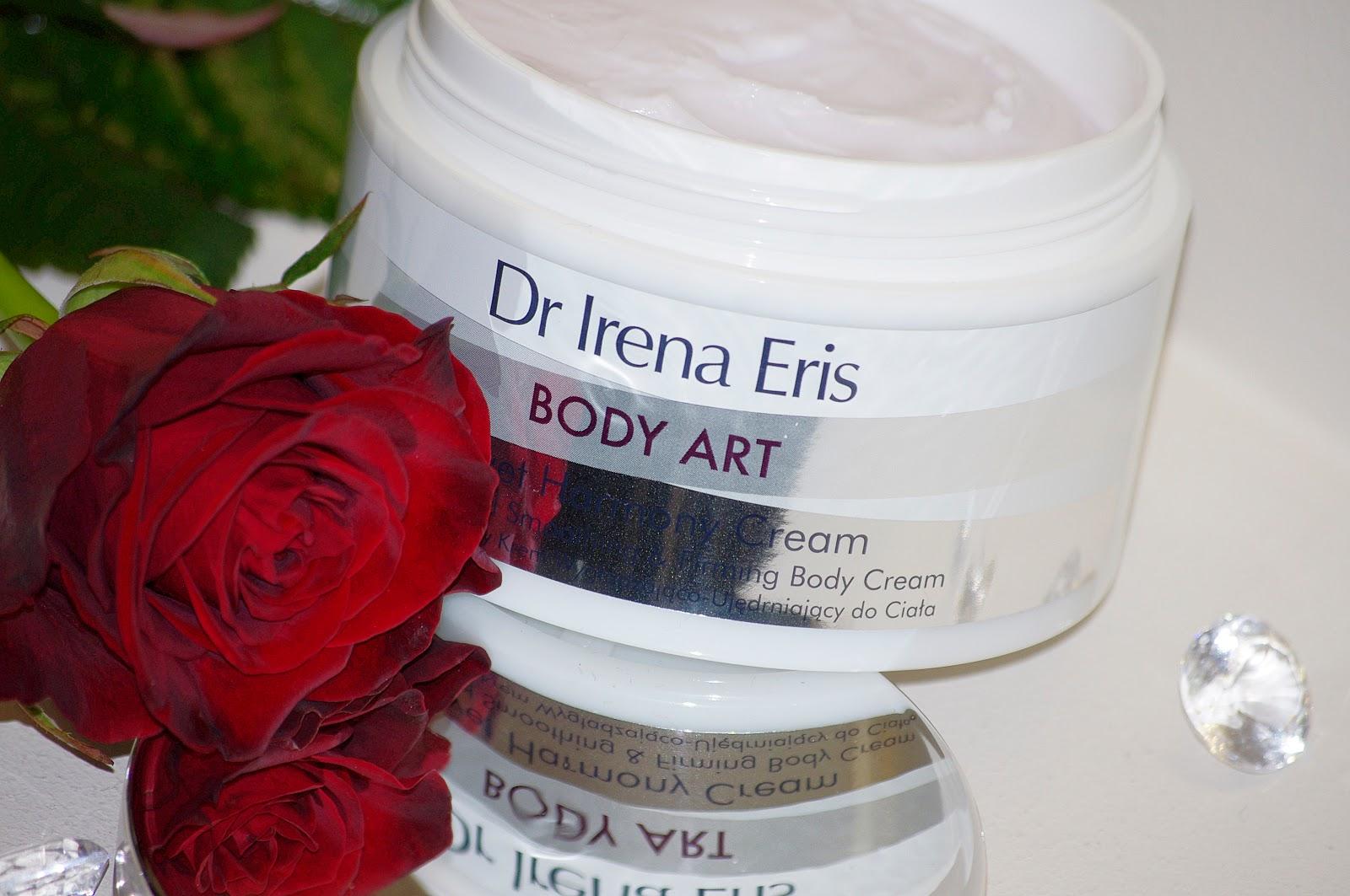 Skoncentrowanym Krem Wygładzający do Ciała Velvet Harmony Cream Body Art Dr Irena Eris