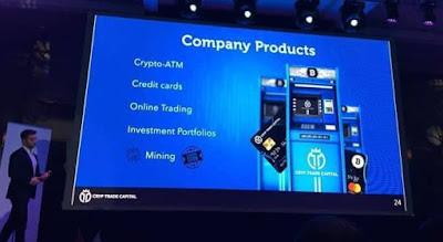 Beberapa produk Cryptrade
