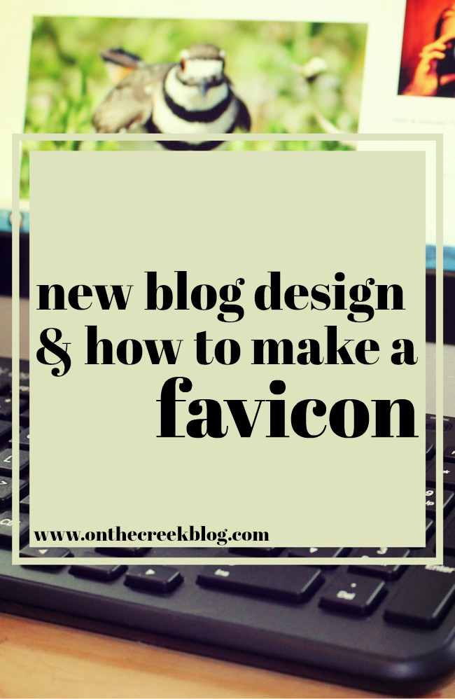 how to make a favicon