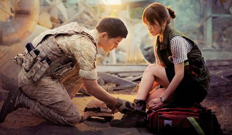 Drama Korea Descendants of the Sun Subtitle Indonesia