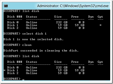 Mengatasi Masalah Partisi GPT yang tidak dapat menginstal Windows