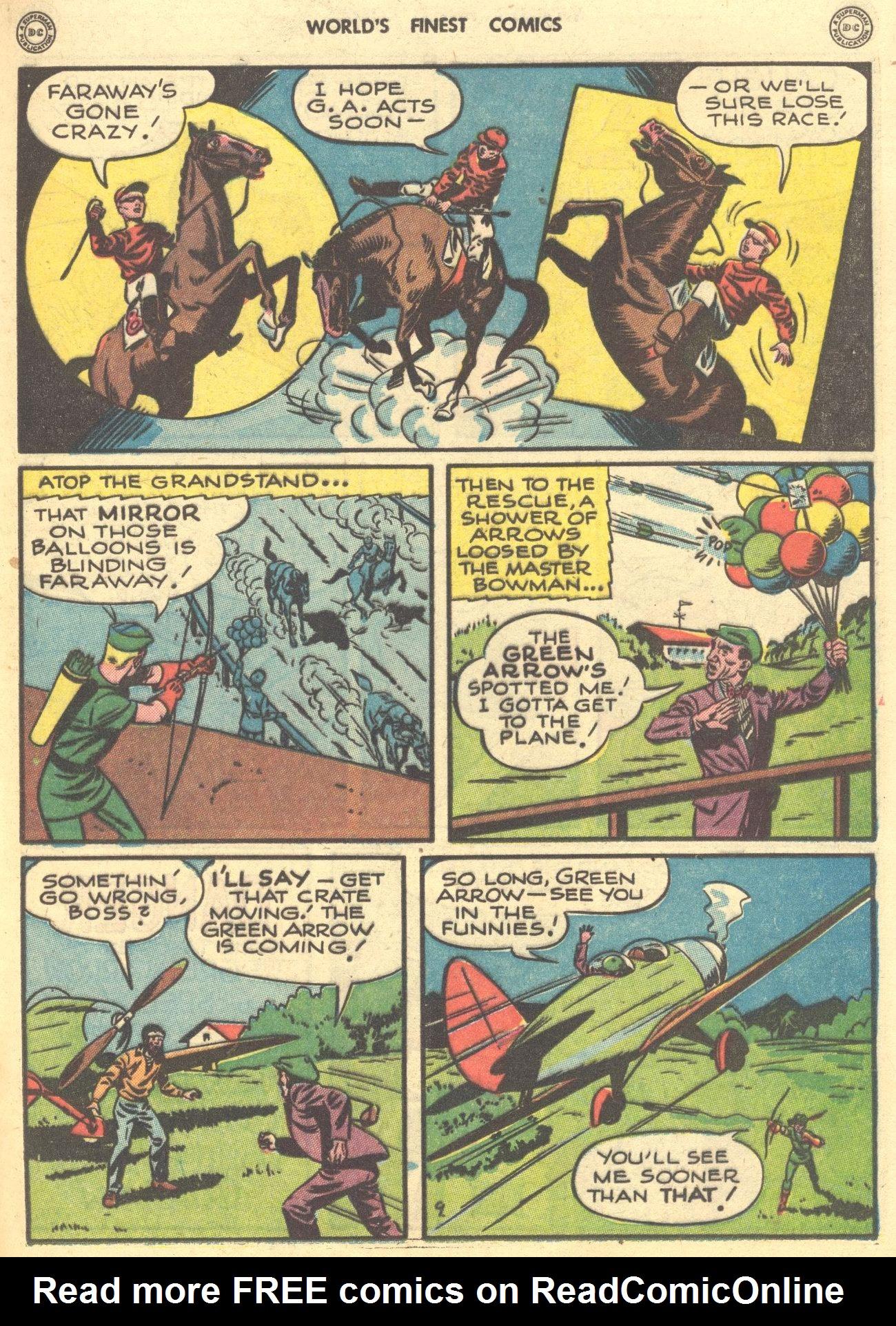 Read online World's Finest Comics comic -  Issue #28 - 24