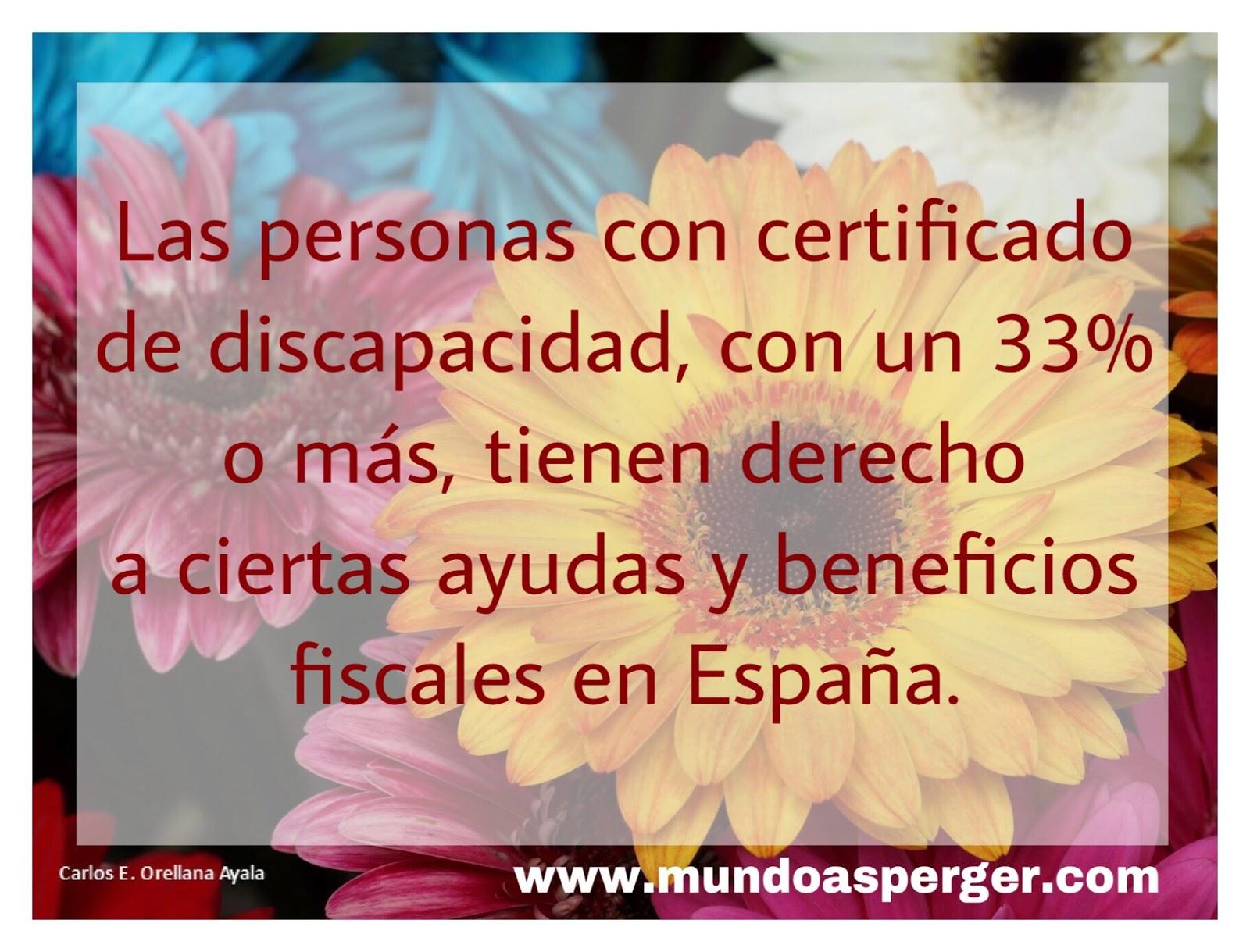 MuNDo AsPeRGeR: Obtención del Certificado de Discapacidad con el ...