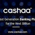 Cashaa - Platform Perbankan berbasis Blockchain untuk masa depan lebih baik