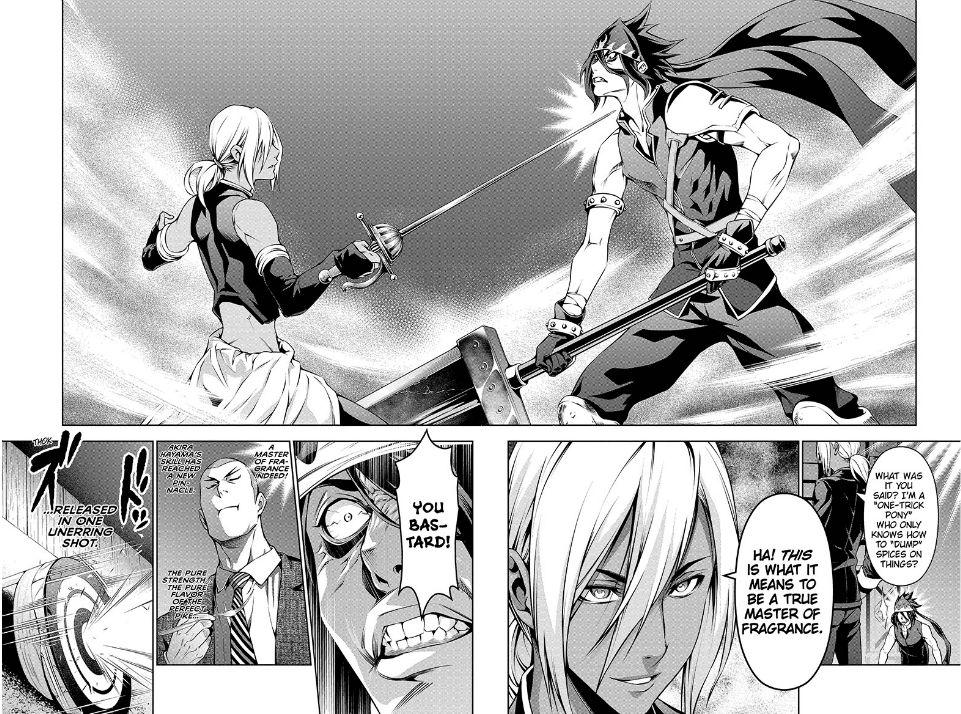 Shokugeki no Soma - Chapter 114