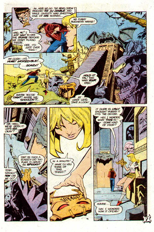 Read online Secret Origins (1986) comic -  Issue #24 - 8