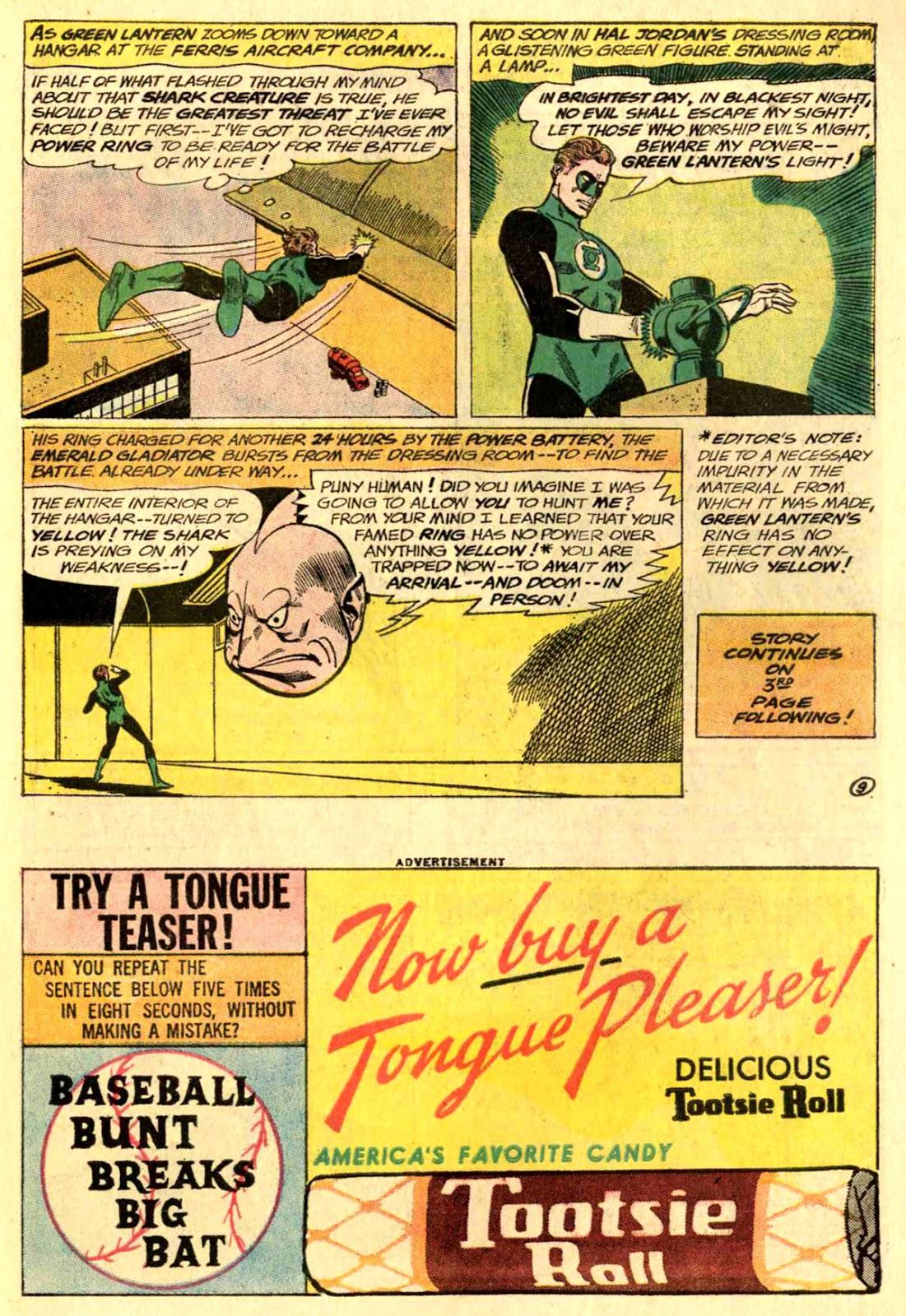 Green Lantern (1960) Issue #24 #27 - English 11