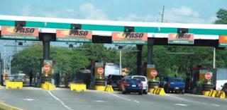 GardonNews: Aumentan tarifas de peajes en carretera Samaná